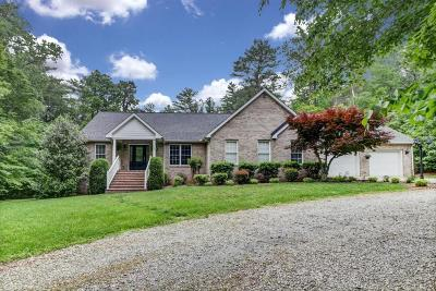 Roanoke County Single Family Home For Sale: 1407 Winding Timber Ln