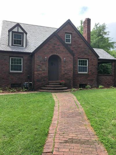 Roanoke City County Single Family Home For Sale: 1008 Old Country Club Rd NW