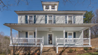 Franklin County Single Family Home For Sale: 440 Rabbit Hill Ln
