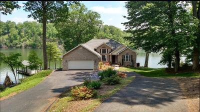 Franklin County Single Family Home For Sale: 215 Walnut Trace Dr