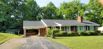 Rocky Mount Single Family Home For Sale: 45 Morgans Dr
