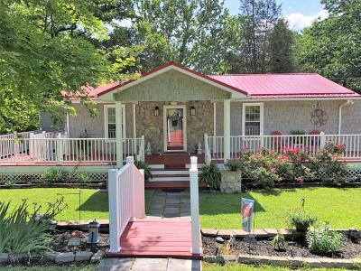 Franklin County Single Family Home For Sale: 4984 Webster Rd