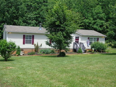 Bedford County Single Family Home For Sale: 1129 Nelms Ln