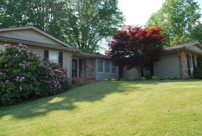 Bedford Single Family Home For Sale: 2412 Forbes Mill Rd