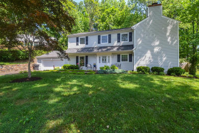 Roanoke County Single Family Home For Sale: 6571 Woodbrook Dr