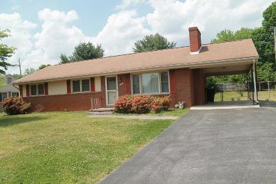 Roanoke County Single Family Home For Sale: 4343 Cordell Dr