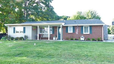 Rocky Mount Single Family Home For Sale: 525 Doe Run Rd