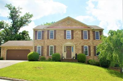 Roanoke County Single Family Home For Sale: 6212 Sedgewick Dr