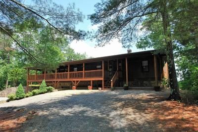 Single Family Home For Sale: 1031 Poor Farm Rd