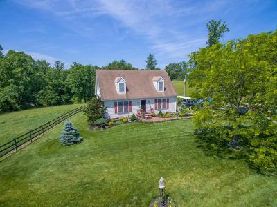 Franklin County Single Family Home For Sale: 10049 Grassland Dr
