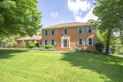 Roanoke County Single Family Home For Sale: 6462 Fairway Estates Dr
