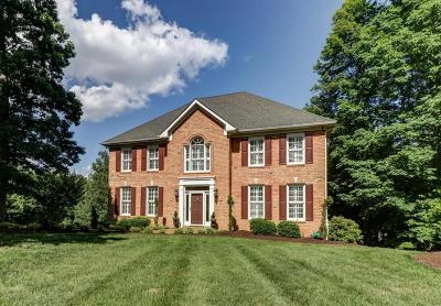 Roanoke County Single Family Home For Sale: 6261 Stratford Way