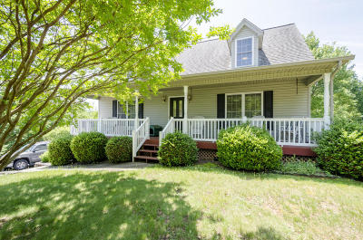 Roanoke County Single Family Home For Sale: 828 Ray St