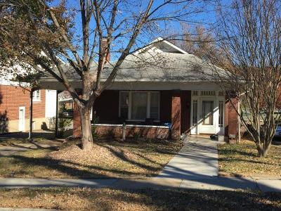 Single Family Home For Sale: 2802 Guilford Ave SW