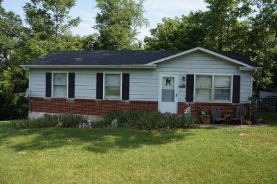 Buchanan Single Family Home For Sale: 2581 Timber Ridge
