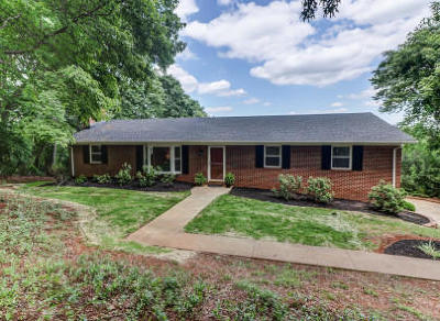 Franklin County Single Family Home For Sale: 209 Lakeshore Terrace Rd