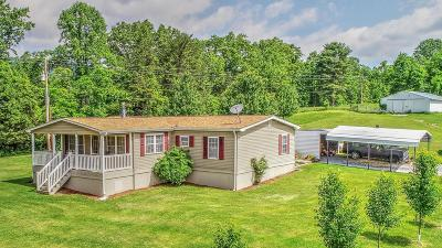 Single Family Home For Sale: 2498 White Church Rd