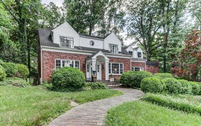Roanoke VA Single Family Home For Sale: $389,000