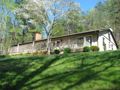 Franklin County Single Family Home For Sale: 675 Shade Tree Ln