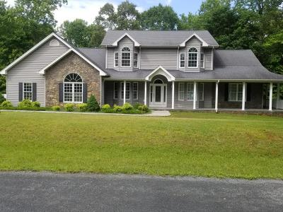 Rocky Mount Single Family Home For Sale: 469 Woods Edge Dr