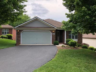 Single Family Home For Sale: 5843 Penn Forest Pl