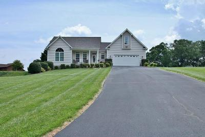 Franklin County Single Family Home For Sale: 105 Queen Mothers Ct