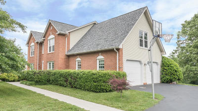 Roanoke County Single Family Home Sold: 61 Apple Blossom Cir