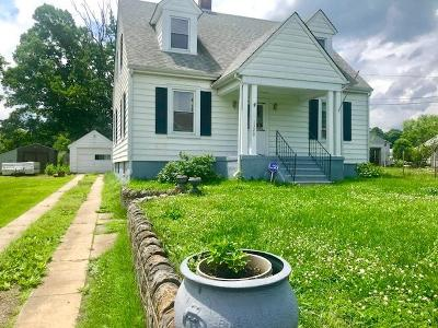 Single Family Home For Sale: 1320 Gilford Ave NW