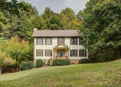 Single Family Home For Sale: 7993 Forest Creek Dr