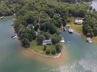 Bedford County Single Family Home For Sale: 401 Saunders Point Rd
