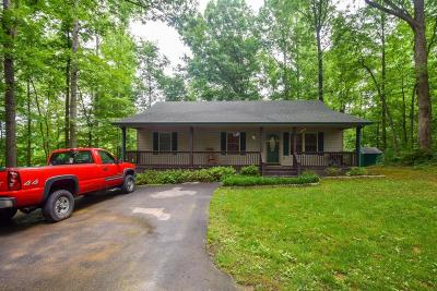 Bedford County Single Family Home For Sale: 1067 Quarterhorse Dr