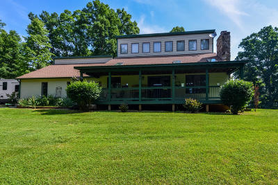 Botetourt County Single Family Home For Sale: 6037 Botetourt Rd