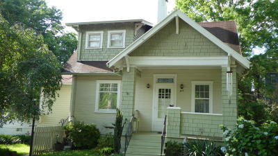Single Family Home For Sale: 617 Woods Ave SW