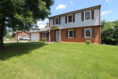 Vinton Single Family Home For Sale: 640 Olney Rd