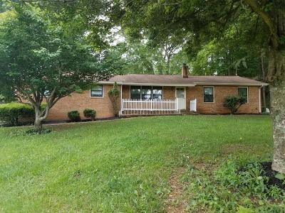 Troutville Single Family Home For Sale: 2224 Stoney Battery Rd