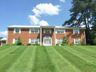 Roanoke County Multi Family Home For Sale: 5022 Ranchcrest Dr #& 5024