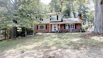 Roanoke County Single Family Home Sold: 3624 Verona Trl