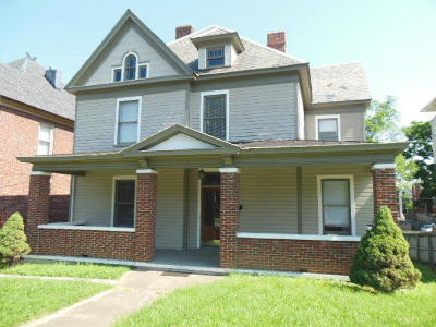 Roanoke Single Family Home For Sale: 435 Elm Ave SW