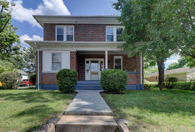 Rocky Mount Single Family Home For Sale: 345 Diamond Ave