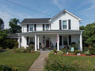 Salem Single Family Home For Sale: 1306 Roanoke Blvd