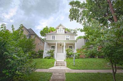Roanoke Single Family Home For Sale: 2221 Carolina Ave SW