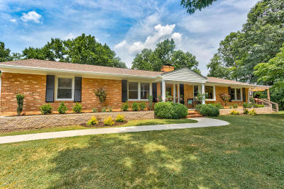 Single Family Home For Sale: 5957 Roselawn Rd