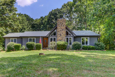 Franklin County Single Family Home For Sale: 1912 Mount Carmel Rd