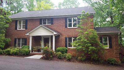 Franklin County Single Family Home For Sale: 481 Backwoods Ln