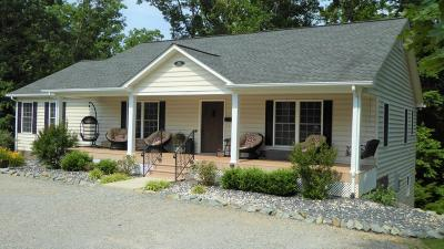 Rocky Mount Single Family Home For Sale: 820 English Rd