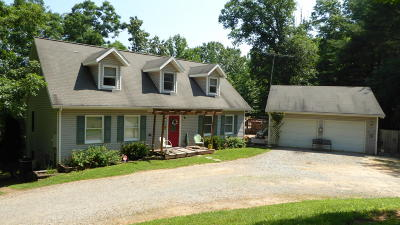 Boones Mill Single Family Home For Sale: 275 Creekview Dr