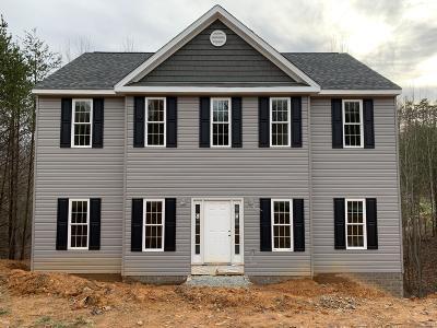 Salem Single Family Home For Sale: 1838 Carleton Dr