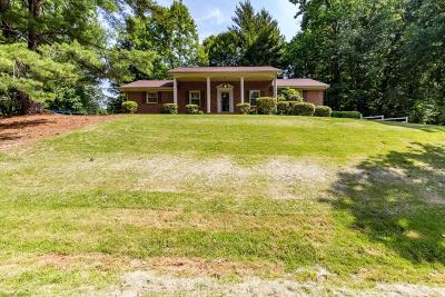 Roanoke County Single Family Home For Sale: 3315 Chestnut Mountain Cir