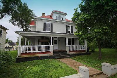 Roanoke Single Family Home For Sale: 1524 Hanover Ave NW
