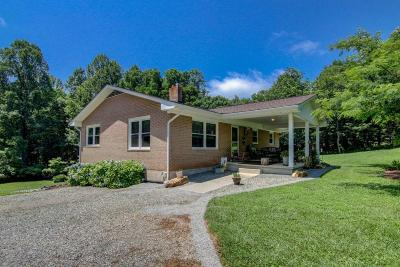 Franklin County Single Family Home For Sale: 4682 Providence Church Rd